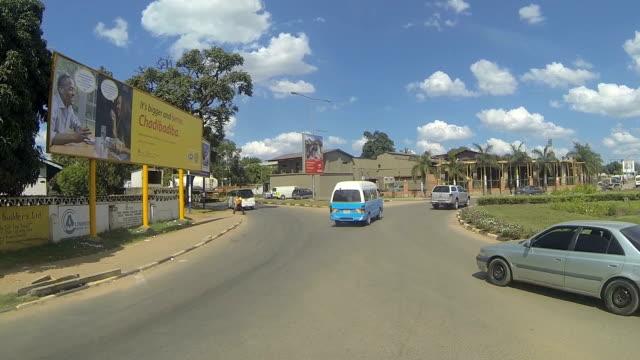 Through the Traffic Circle: Kitwe, Zambia
