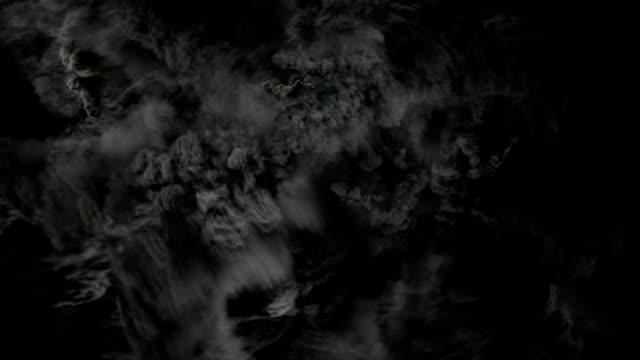 thunder storm scifi
