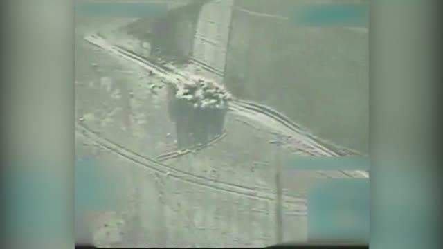 Thunderbolt II conducts a strike on a Taliban vehicle fleeing the scene of an attack in Kandahar province on January 24 2018 The insurgents in the...