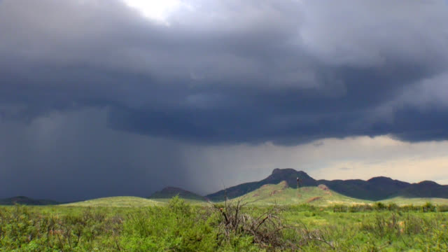 'Thunderstorm, Arizona, USA'
