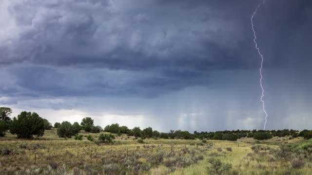 アリゾナ - 時間の経過で雷雨