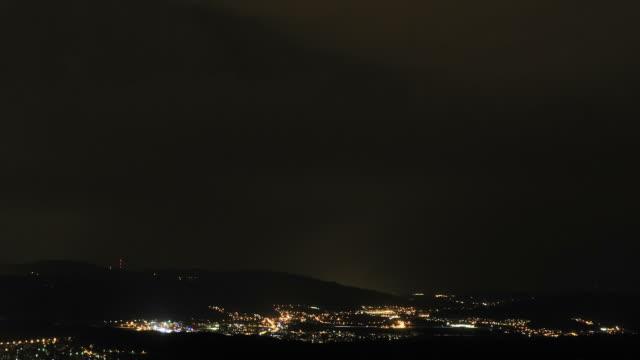 vidéos et rushes de thunderstorm - switzerland