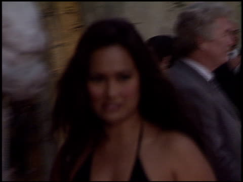 stockvideo's en b-roll-footage met tia carrere at the 'identity' premiere at grauman's chinese theatre in hollywood, california on april 23, 2003. - tia carrere