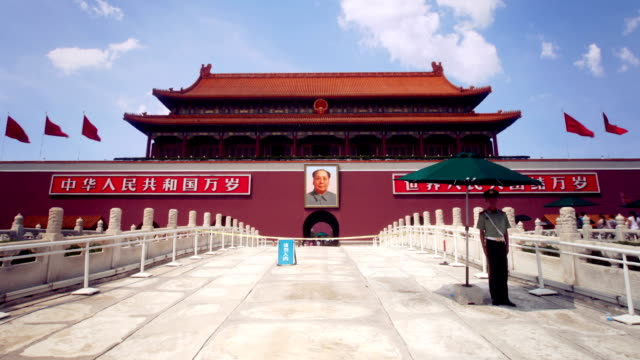 Tiananmen, Gate of Heavenly Peace, Beijing