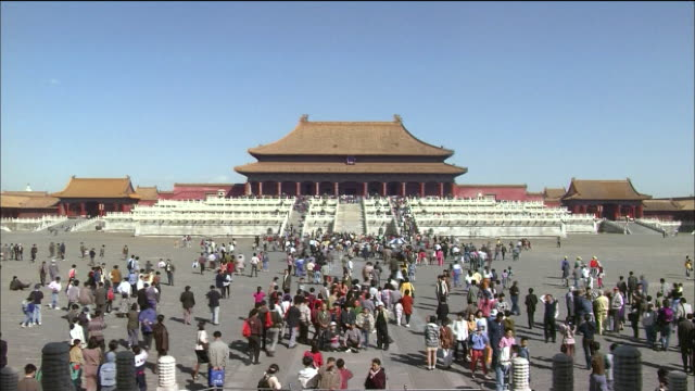 Tiananmen Square And Palace
