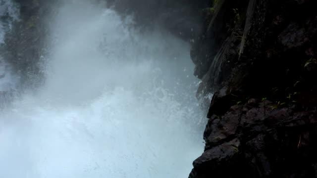 tianchi waterfall