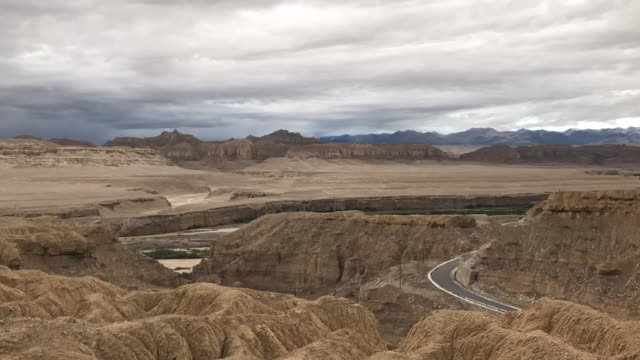 tibetan ali zada forest scenery - zabriskie point stock videos & royalty-free footage