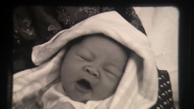 tibetan baby from the tibet region in east asia - baby stock videos & royalty-free footage