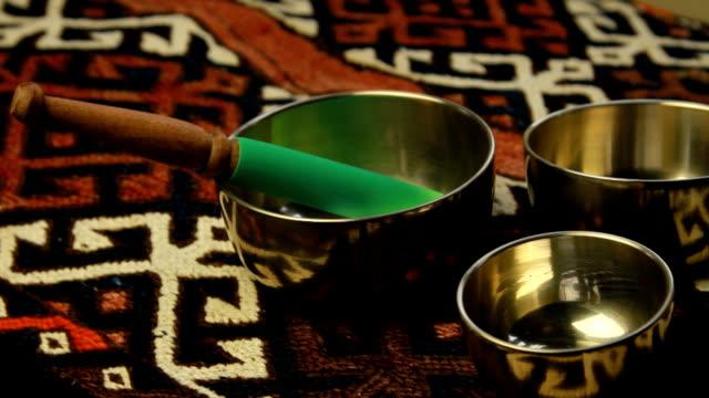 Tibetische singen Schüsseln