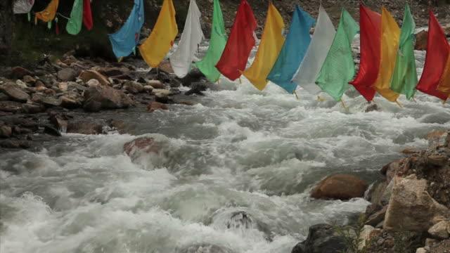 Tibetan whitewater