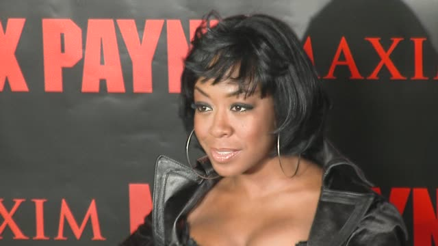 Tichina Arnold at the 20th Century Fox Maxim Magazine Celebrate The Premiere of MAX PAYNE at Los Angeles CA