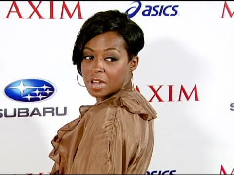 Tichina Arnold at the Maxim Magazine's ICU Event at Area in Los Angeles California on August 2 2007
