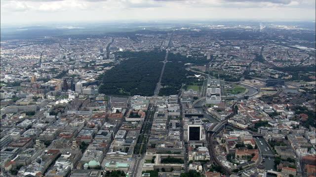 Tiergarten - Luftbild - Berlin, Berlin, Stadt, Deutschland