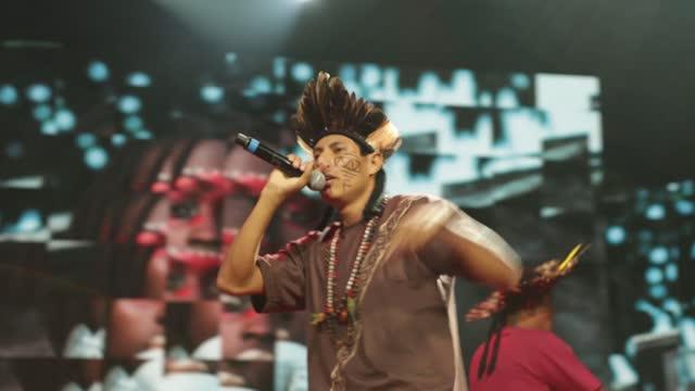 BRA: Brô MC's, el rap de la resistencia de los indígenas en Brasil