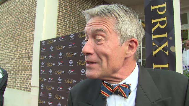 INTERVIEW Tiff Needell on Top Gear and Chris Evans at The Hurlingham Club on July 06 2016 in London England