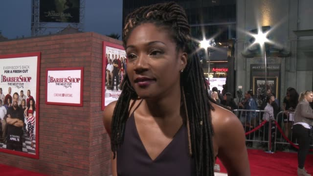 INTERVIEW Tiffany Haddish On What Brings Her Out Talks About The Carmichael Show And Keanu