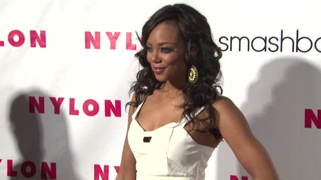 Tiffany Hines at NYLON 13th Anniversary Issue Celebration on 4/10/12 in West Hollywood CA