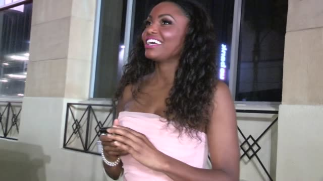 Tiffany Hines at the Sparkle after party in Hollywood 08/16/12