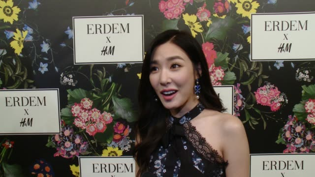 INTERVIEW Tiffany Hwang on why she wanted to support the Erderm x HM collaboration what she's expecting from the collection talks about her favorite...
