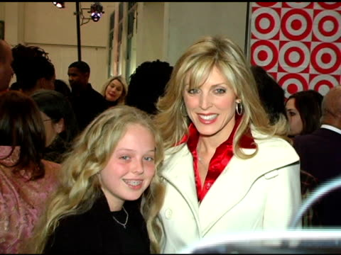 tiffany trump and marla maples at the debbie allen dance academy presentation of 'dreams' at freud playhouse in los angeles california on december 16... - playhouse stock videos & royalty-free footage