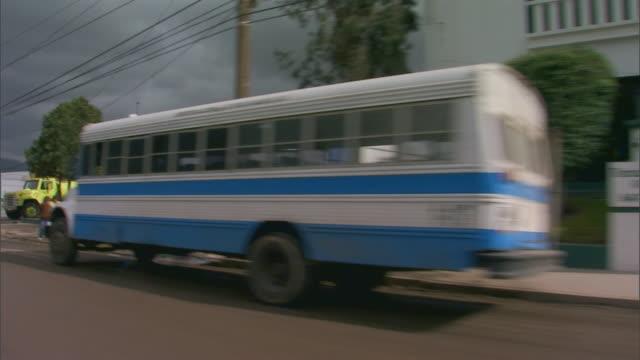 tijuana, mexicodriving down city streets - tijuana stock videos & royalty-free footage