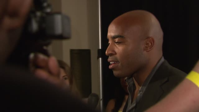 tiki barber at the tiki rocks the square for children's miracle network at the hard rock cafe in new york new york on may 10 2007 - hard rock cafe stock videos & royalty-free footage