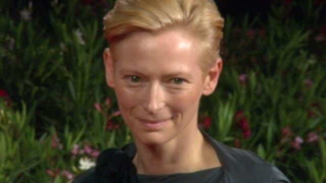Tilda Swinton at the Venus Noire Premiere 67th Venice Film Festival at Venice