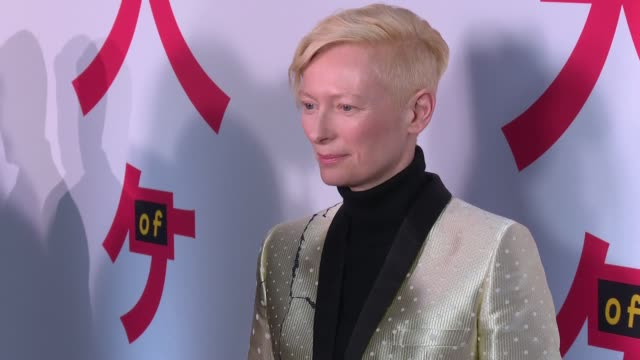 Tilda Swinton Greta Gerwig at 'Isle of Dogs' New York Special Screening Presented by Fox Searchlight Pictures at The Metropolitan Museum of Art on...