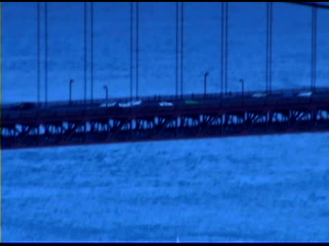tilt up on san francisco, california - getönt stock-videos und b-roll-filmmaterial