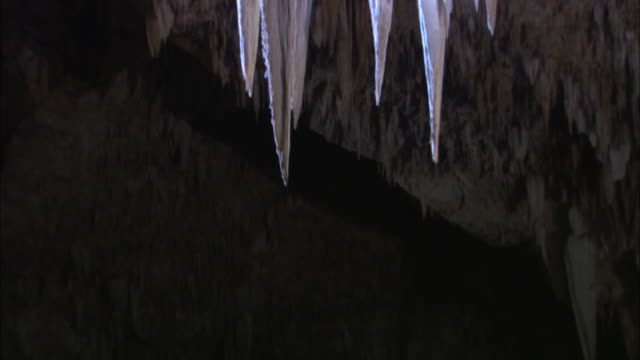 Tilt up stalactites Available in HD.