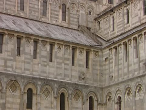nnbb082w - pisa cathedral stock videos & royalty-free footage