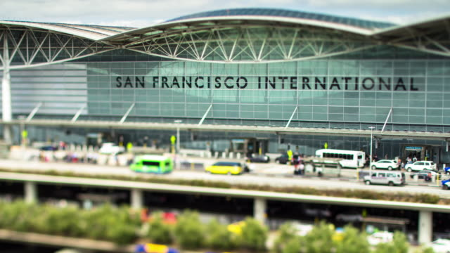 SFO Tilt-Shift Timelapse