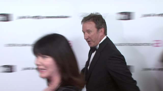 tim allen at the 17th annual elton john aids foundation academy award viewing party at los angeles ca - tim allen stock videos and b-roll footage