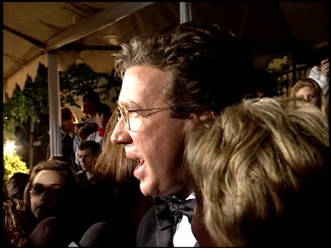 tim allen at the 1995 people's choice awards at universal studios in universal city, california on march 5, 1995. - people's choice awards stock videos & royalty-free footage