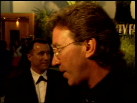 tim allen at the 1996 academy awards vanity fair party at morton's in west hollywood california on march 25 1996 - 68th annual academy awards stock videos and b-roll footage