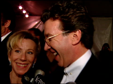 tim allen at the 1997 people's choice awards at santa monica airport in santa monica, california on january 12, 1997. - people's choice awards stock videos & royalty-free footage