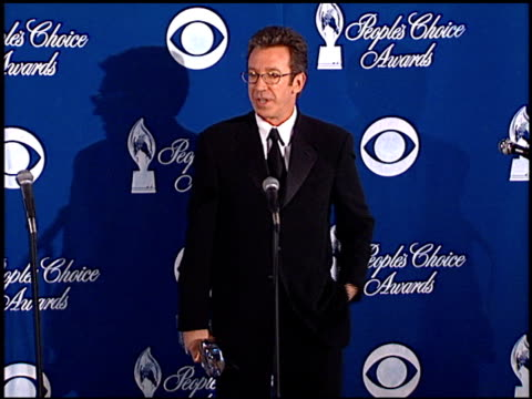 tim allen at the 1999 people's choice awards at the pasadena civic auditorium in pasadena, california on january 10, 1999. - pasadena civic auditorium stock videos & royalty-free footage