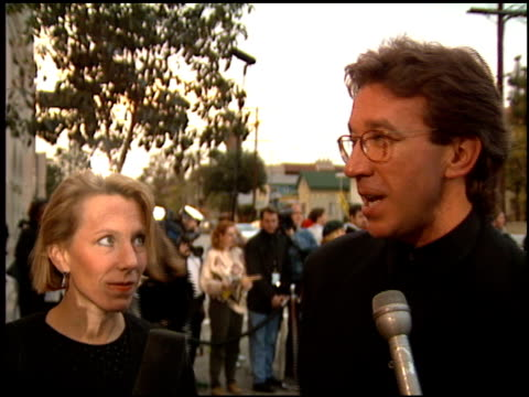 tim allen at the comedy awards 94 at the shrine auditorium in los angeles california on march 6 1994 - ジャーマンコメディアワード点の映像素材/bロール