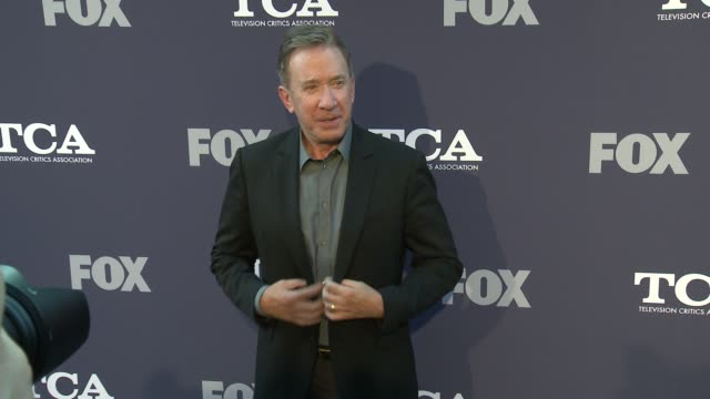 Tim Allen at the FOX Summer TCA 2018 AllStar Party at Soho House on August 02 2018 in West Hollywood California