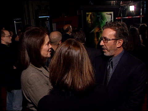 tim allen at the 'star trek nemesis' premiere at grauman's chinese theatre in hollywood california on december 9 2002 - tim allen stock videos and b-roll footage