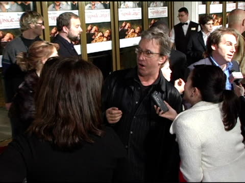 tim allen at the 'the upside of anger' los angeles premiere at the mann national theatre in westwood california on march 3 2005 - tim allen stock videos and b-roll footage