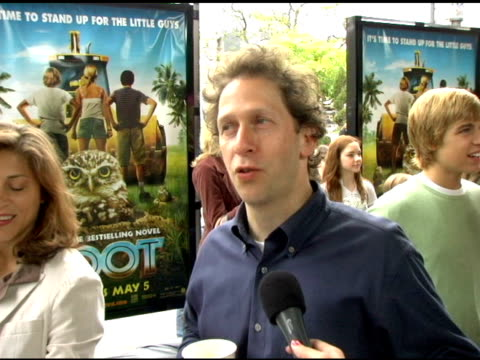 tim blake nelson on having a great time playing such an outrageous character, on the beauty of working on a film his son can see, on reading his son... - pacific war stock-videos und b-roll-filmmaterial