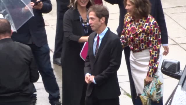 tim blake nelson spotted on day 2 of the 2019 toronto international film festival at celebrity sightings in toronto on september 06, 2019 in toronto,... - toronto international film festival stock videos & royalty-free footage