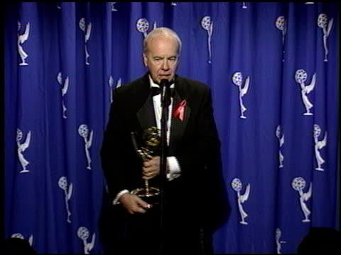 Tim Conway at the 1996 Emmy Awards press room at the Pasadena Civic Auditorium in Pasadena California on September 8 1996
