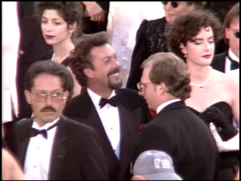 Tim Curry at the 1995 Academy Awards Arrivals at the Shrine Auditorium in Los Angeles California on March 27 1995
