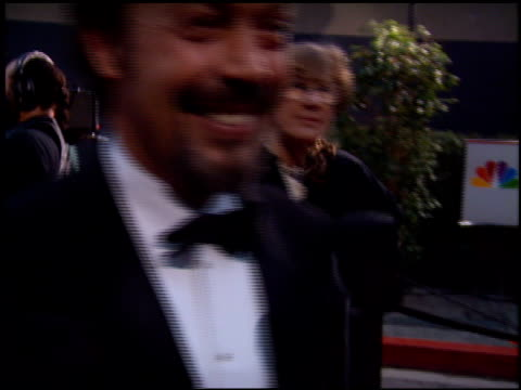 Tim Curry at the 1995 Screen Actors Guild SAG Awards at Universal Studios in Universal City California on February 25 1995