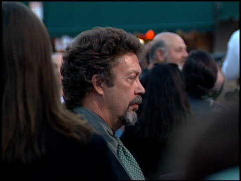 Tim Curry at the 'This is Spinal Tap' Premiere at the Egyptian Theatre in Hollywood California on September 5 2000