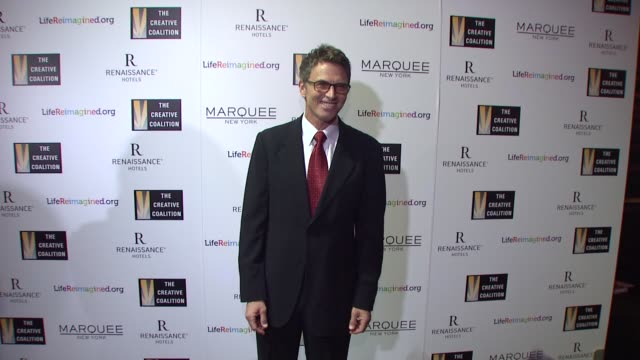 Tim Daly at The Creative Coalition's Spotlight Awards Dinner Gala at Marquee on October 14 2014 in New York City