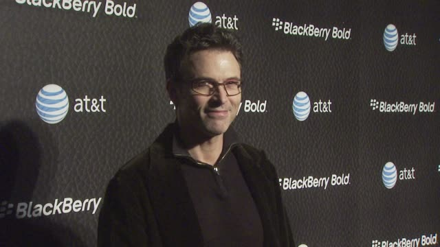 Tim Daly at the US Launch Party for the New BlackBerry Bold at Los Angeles CA