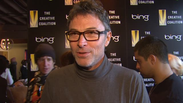 Tim Daly on being at the event at Bing Bar Sundance 2012 Day 5 in Park City Utah on 1/23/2012